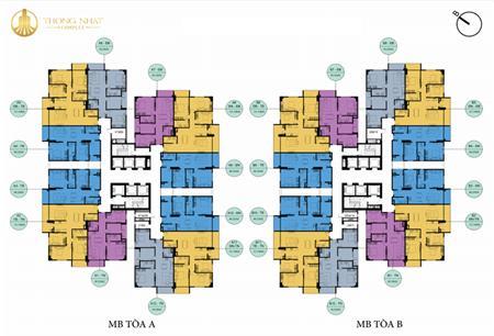 Thống Nhất Complex – Bảng hàng ngoại giao căn tầng đẹp 06, 0