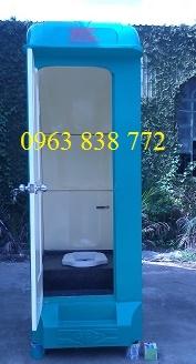nhà vệ sinh công cộng, nhà vệ sinh di động, công trường