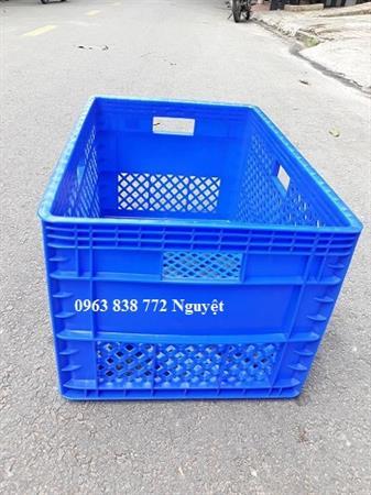 Sóng nhựa hs013 | sóng nhựa hở đựng hàng