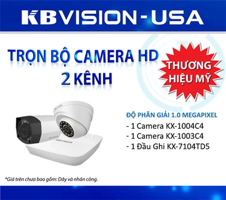 Lắp camera quan sát tại Chợ Gạo