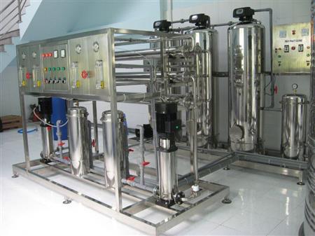 Hệ thống lọc nước tinh khiết giá rẻ nhất