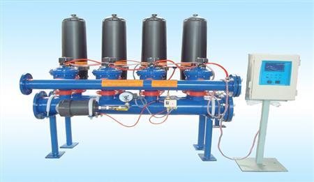 Máy lọc nước tinh khiết đóng bình RO USA - Xử lí nước thải