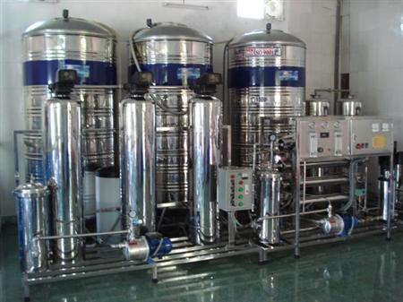 Máy lọc nước tinh khiết 500l/h giá rẻ