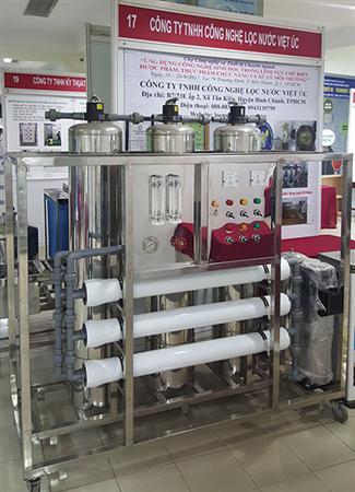 Hệ thống lọc nước đóng bình giá rẻ đạt chuẩn