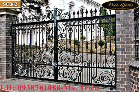 Cửa Cổng Đẹp - NICE GATES