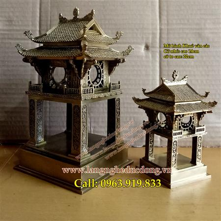 tượng đồng, khuê văn các,chùa một cột hà nội,quà tặng mỹ n