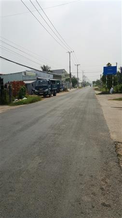Chính chủ bán đất thổ cư, 570tr, Huyện Tân trụ, Long An