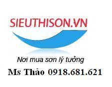 sơn dầu, sơn chống rỉ giá rẻ chất lượng lh 0918.681.621