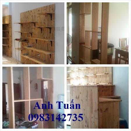 thợ mộc sửa chữa đồ gỗ tại nhà hà nội LH: A Tuấn 0983142735