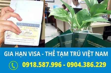 Dịch vụ tư vấn xử lý visa, thị thực quá hạn, trễ hạn