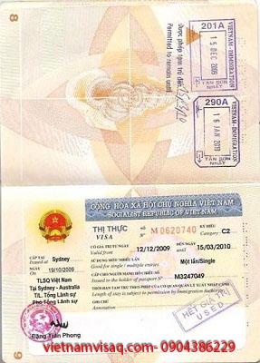 Gia hạn thẻ tạm trú Việt Nam và visa quá hạn miễn thị thực