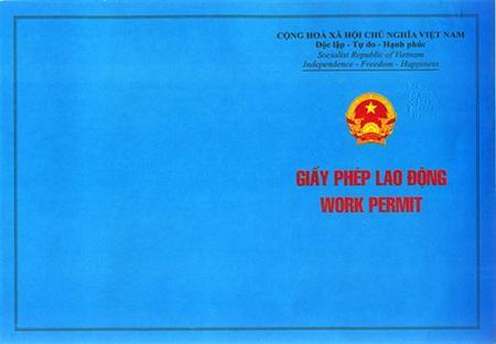Làm Work Permit Cho Người Nước Ngoài tại Việt Nam
