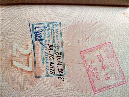 Gia hạn visa cho người Trung Quốc tại Việt Nam
