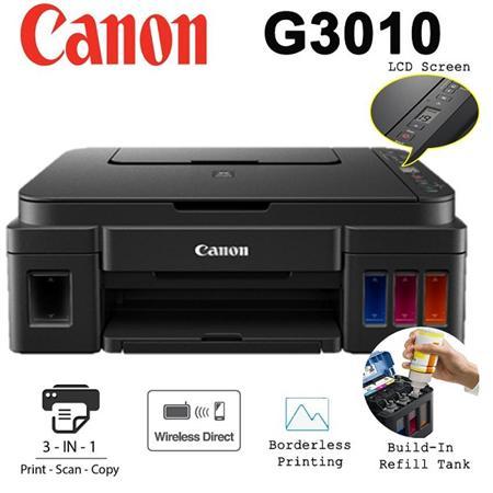 Máy in phun màu đa chức năng Canon G3010 - chauapc.com.vn