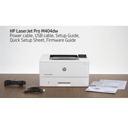 Máy in HP Laser Đen trắng M404dw (W1A56A) - chauapc.com.vn