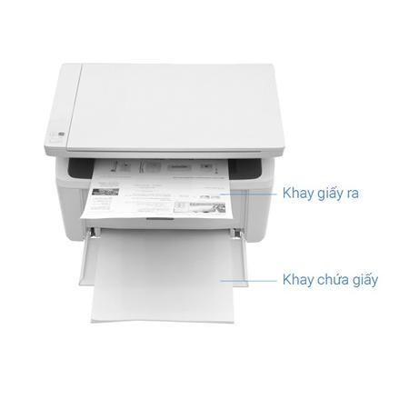 Máy in đa năng đen trắng HP Pro M28a - chauapc.com.vn