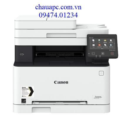 Máy in màu đa chức năng canon mf 635Cx - chauapc.com.vn