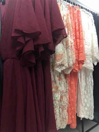 Bỏ sỉ áo thun váy đầm xưởng giá rẻ nhiều mẫu đóng lô 19k