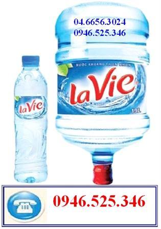 Đại lý cung cấp nước Lavie khu vực  Ngọc Hồi,Thanh Trì