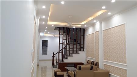 Chính chủ bán nhà mặt ngõ phố Nguyễn An Ninh, 55m x 5 tầng m