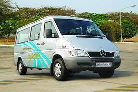 Xe 16 chỗ Mercedes Sprinter cho thuê tại tphcm - 0932151279