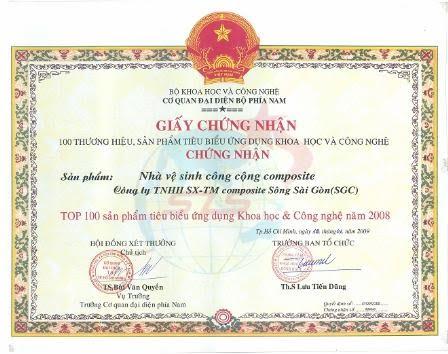 Công ty SGC bán và cho thuê nhà vệ sinh giá rẻ