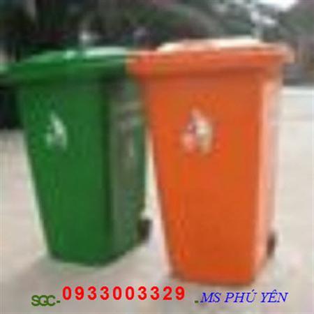 Thùng rác giá rẻ composite SGC