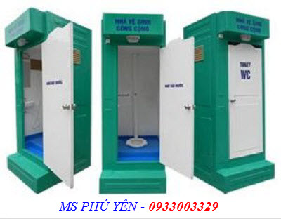 Nhà vệ sinh công cộng composite SGC - 0933003329 MsYên