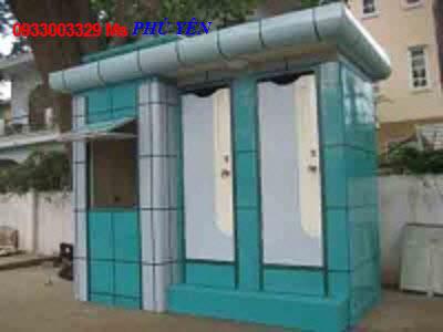 Nhà vệ sinh VIP doanh nghiệp SGC