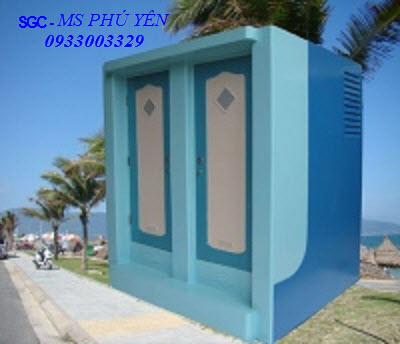 Nhà vệ sinh BIOTEC - Saigon Composite