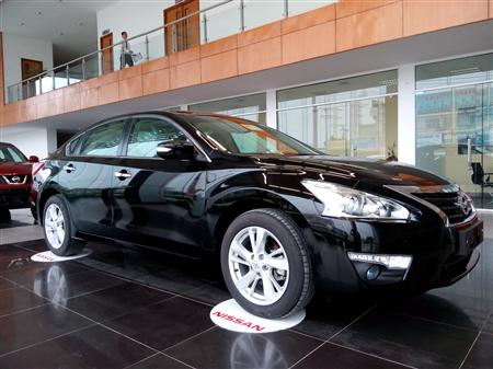 Nissan Teana 2.5 SL full màu, có xe giao ngay 1.299 tr