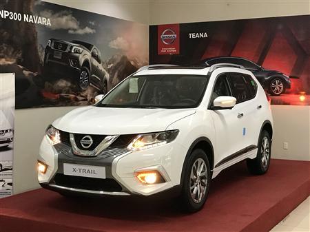 Nissan Xtrail V- Seri 2019 hoàn toàn mới
