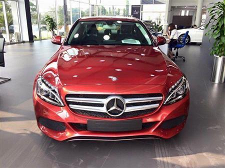 Bán Mercedes Benz C250 Exclusive giao ngay toàn quốc 2016