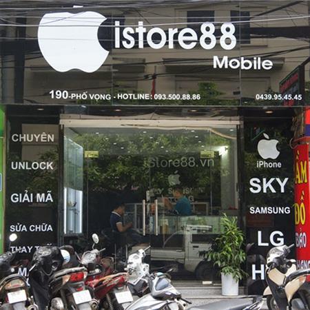iPhone 4 Unlock bằng code giá rẻ tại Hà Nội