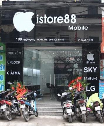 Unlock iPhone 4 Nhật Bản, bẻ khóa  iPhone 4 Nhật lấy ngay