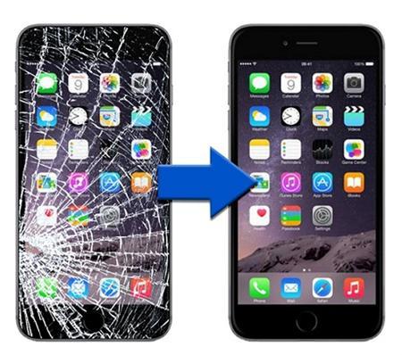 Thay màn hình, mặt kính iPhone 7, 7 Plus chính hãng lấy ngay