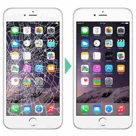 Thay mặt kính iPhone 6, 6s chính hãng lấy ngay
