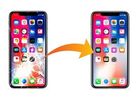Thay mặt kính iPhone X, Xs, Xs Max lấy ngay