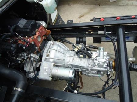 VEAM 1.5T động cơ KIA thùng dài 4.2m.
