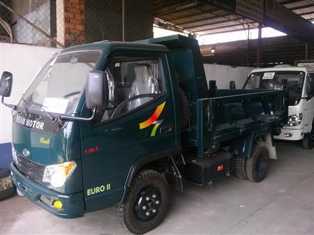 Xe tải Ben Hiệu VEAM 1t 1.25t động cơ KIA