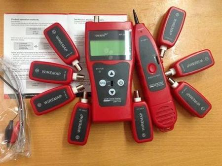 Máy test dây mạng SC 8108,Máy test mạng NF388