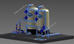 Xử lý nước bằng ozone