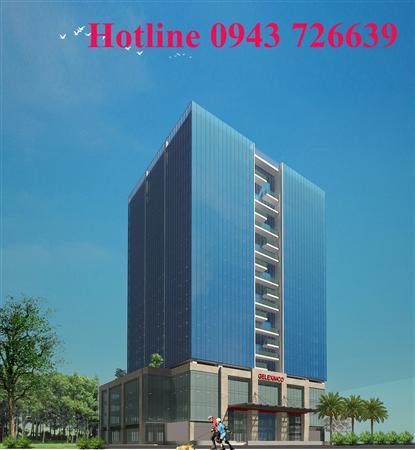 Cho thuê văn phòng cao cấp tại tòa nhà Tân Hoàng Cầu