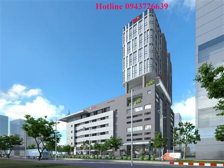 Cho thuê  văn phòng tại tòa nhà Toyota  Mỹ Đình - 15 Phạm Hù