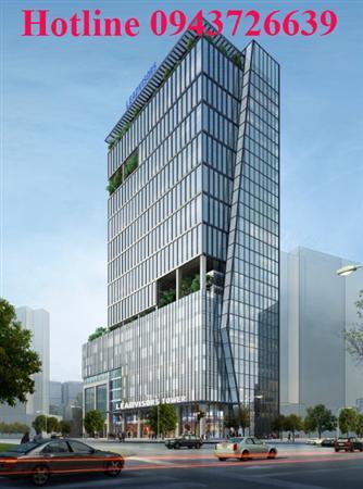 Cho thuê văn phòng cao cấp tại dự án Leadvisors Tower