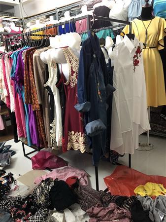 Bán sỉ áo đầm ôm dáng suông hiệu Mango, Zara, American Eagle
