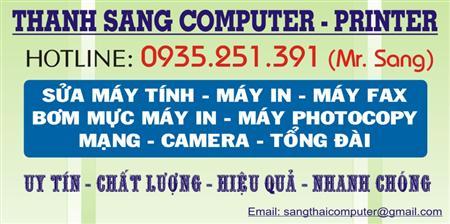 Nạp mực máy in phú mỹ hưng, quận 7 0935 251 391( Mr Sang)