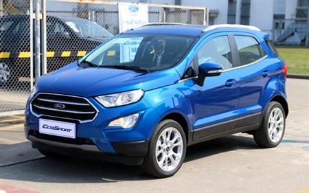 Ford Ecosport 2019 khuyến mãi lớn nhất tại Ford Thăng Long