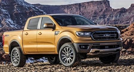 Ford Ranger Wildtrak 2.0 Biturbo giao ngay. Trả góp 80%