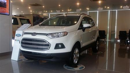 Mua Ford EcoSport 2017 chỉ với 200 triệu - Ford Mỹ Đình
